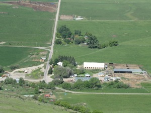 Students at UNDERC-West stay on a working cattle ranch